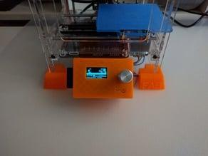 "MKS / Makerbase 0.96"" OLED top piece"