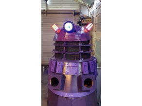 Dalek Neck and Dome