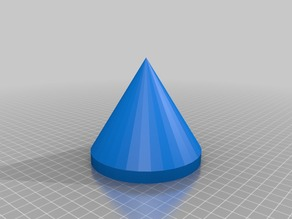 Nose Cone for 2 Liter Bottle rocket