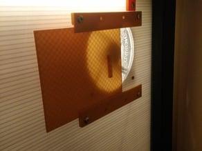 120mm Sliding Fan Door