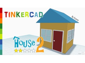 House 2 _Level 2 with Tinkercad