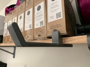 Spool Holder for 7.25in (8in US) Shelf