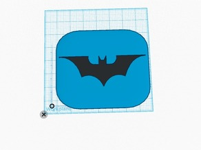 Batman Mousepad