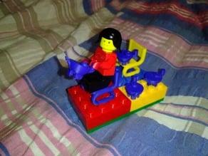 Bauhaus Lego #2: Teapot