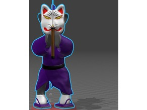 Kabuki anthracks