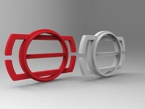 Lens cap holder (55-> 58 cm)