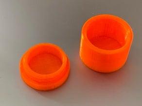 Round mini box