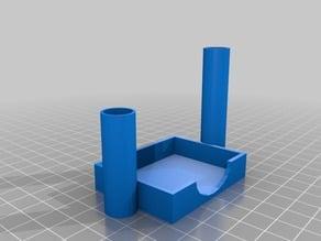 mini Post-it box 51x39 multi color MMU