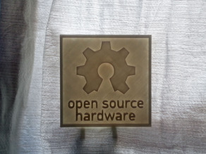 Open Hardware Sign