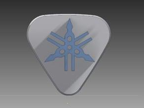 Yamaha Logo Bass/Guitar Pick
