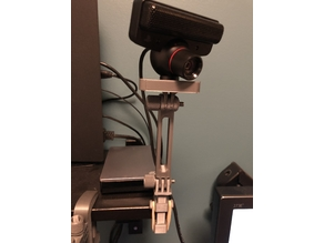 Modular mount small clamp