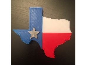 Texas Tri-color