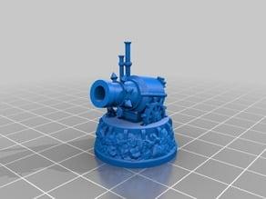 Gloomhaven Monster - Ancient Artillery