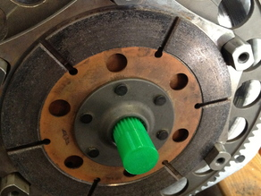 Parametric clutch alignment tool