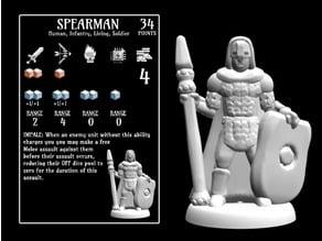 Spearman (18mm scale)