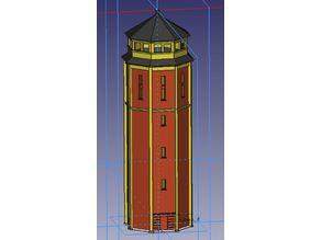 Water Tower of Moerfelden / Mörfelder Wasserturm