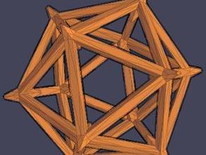 Icosahedron Experiment