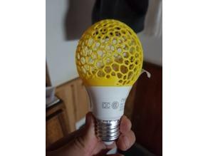 LED Bulb Voronoi