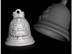 campana di Natale - Christmas bell -  Alarma de la Navidad - cloche de Noël
