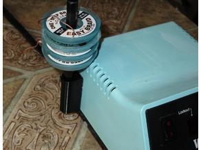 Weller iron pen clip - 2