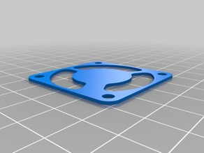 Anycubic_I3_Mega Fan Cover 40X40