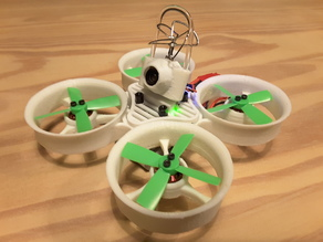 Woop 105mm Indestructible TPU Brushless 1105 7500kv 3S
