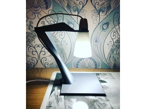 Desk lamp by Taylor Barrett