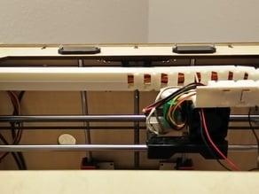 Replicator Extruder Cabelchain