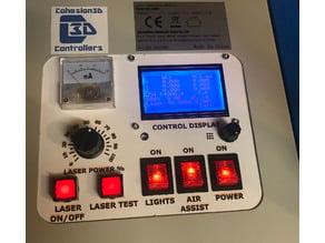 K40 Custom Control Panel
