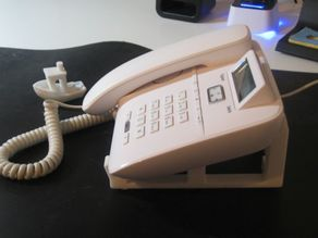 Phone stand for Gigaset DA610