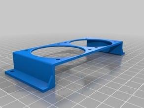 Anycubic I3 mega Mainboard and fan holder for SKR / MKS GEN L