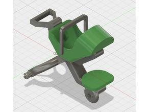 Playmobil Kinderwagen stroller