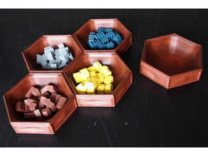 Token Bowl for Boardgames