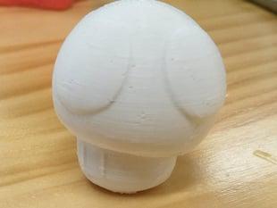 Super Mario Mushroom 1up