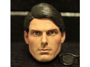 CHRISTOPHER REEVE Clark Kent's Head