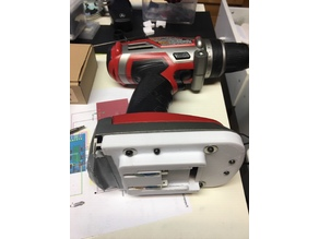Einhell to SKIL adapter
