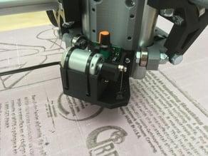 Updated MPCNC Brushed Motor Foam (Needle) Cutter
