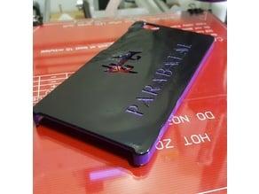 Huawei P8 Lite Cover (Parabatai)