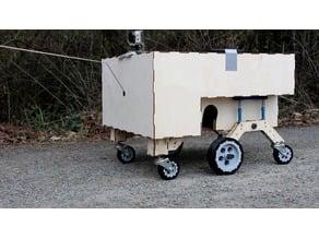 Robot Butler Wheels & Tires