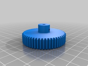 Follow focus gear 0.8 MOD for seamless lens rings