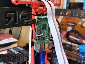 Prusa I3 Hephestos Raspberry Pi - LCD Support