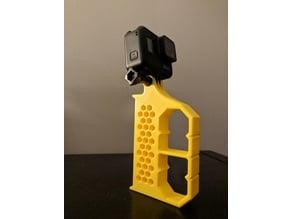 GoPro handle - designed for gloves