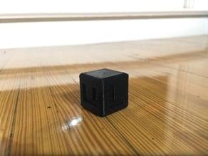 Luhu Calibration Cube