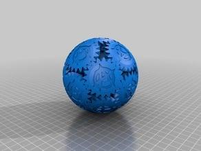 Screwless Gear Sphere Logo