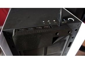 NZXT S340 usb hub bracket