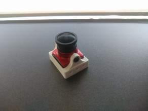 Micro FPV camera mount