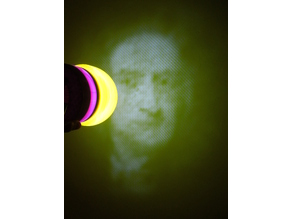Sir Isaac Newton Stereographic Projector