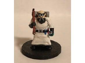 Dwarf Alchemist / Artificer