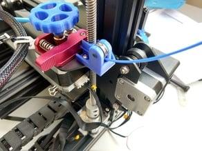 Ender 3 Filament Guiding V3
