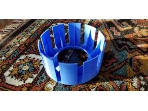 Cake pan liner form